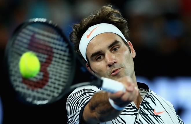 Federer, tu an so toi ngay ve 'nha vua' hinh anh 1