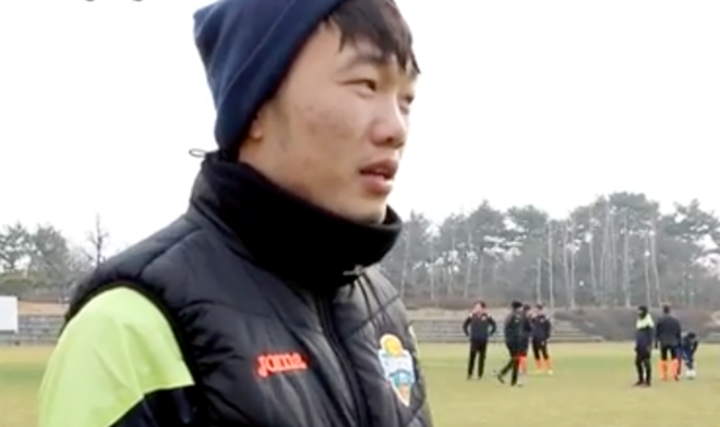 HLV Gangwon FC danh gia the nao ve Xuan Truong? hinh anh 1