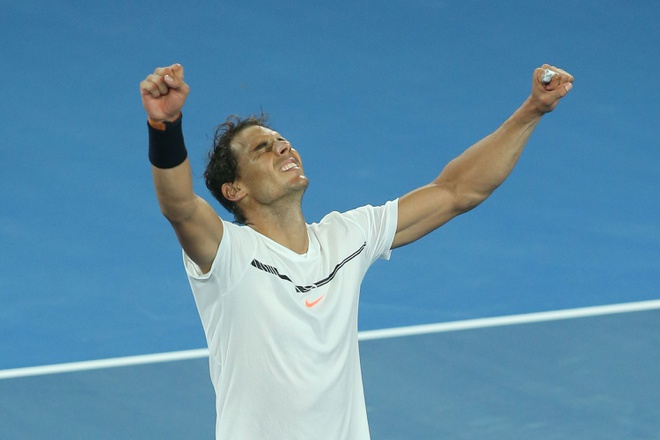 Federer vs Nadal: Nu cuoi va nuoc mat Melbourne   hinh anh 1