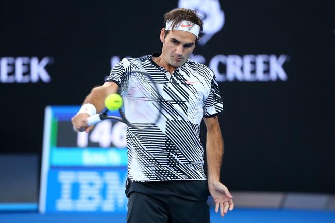 Federer: 'Toi se hai long voi tran hoa va chia se voi Rafa' hinh anh 2