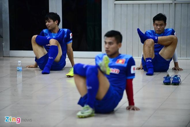 Cong Phuong tich cuc 'luyen cong' o tuyen U23 VN hinh anh 11