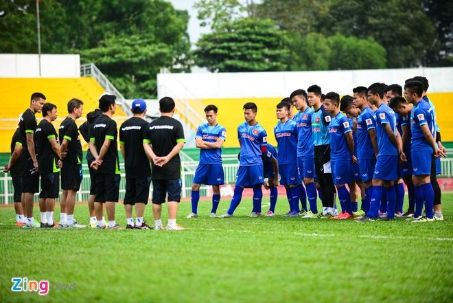 Cong Phuong tich cuc 'luyen cong' o tuyen U23 VN hinh anh 3