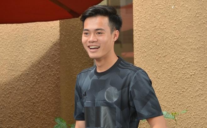 Van Toan, Cong Phuong hoi quan cung U23 Viet Nam tai TP.HCM hinh anh