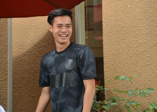 Van Toan, Cong Phuong hoi quan cung U23 Viet Nam tai TP.HCM hinh anh 2