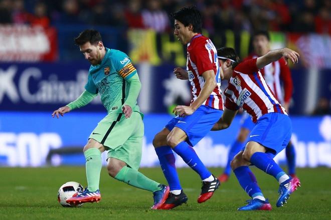 Bong da tong luc cua Messi hinh anh 1