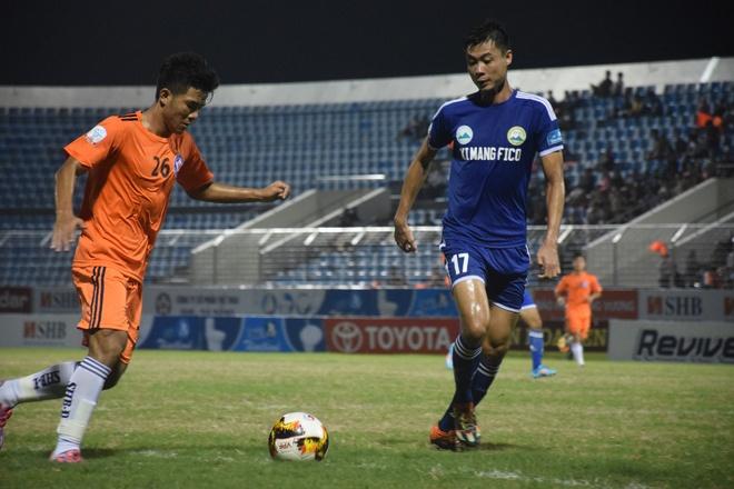 Ha Duc Chinh lap hat-trick truoc ngay hoi quan cung U23 Viet Nam anh 1