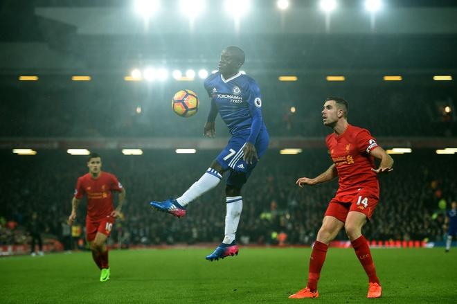 Co Kante, Arsenal da khong hit khoi Chelsea hinh anh 1