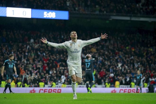 O Madrid, co mot thu da chet voi Ronaldo hinh anh 1