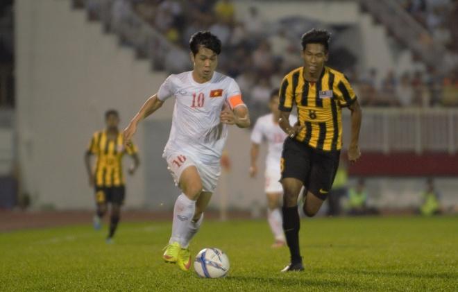 U23 Viet Nam vs U23 Malaysia anh 2