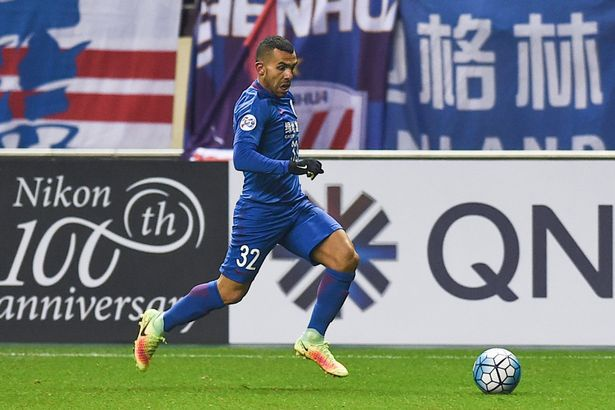 Doi cua Tevez thua sap mat tai AFC Champions League hinh anh 1