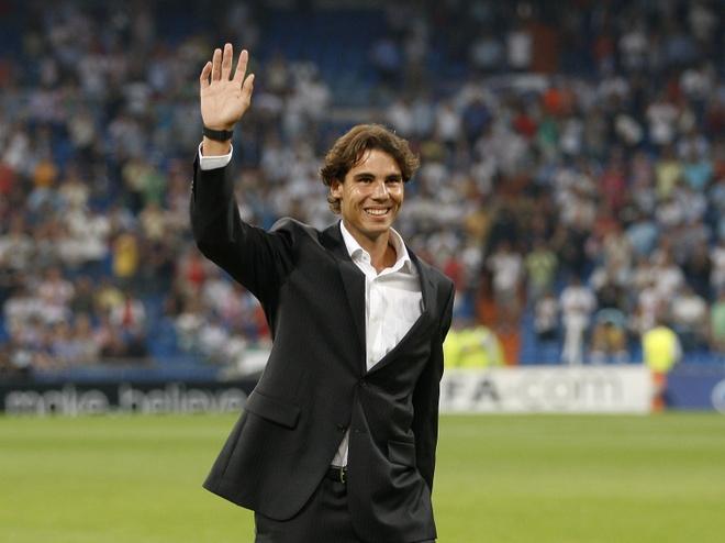 Nadal mo lam sep cua Ronaldo va Bale tai Real hinh anh 1
