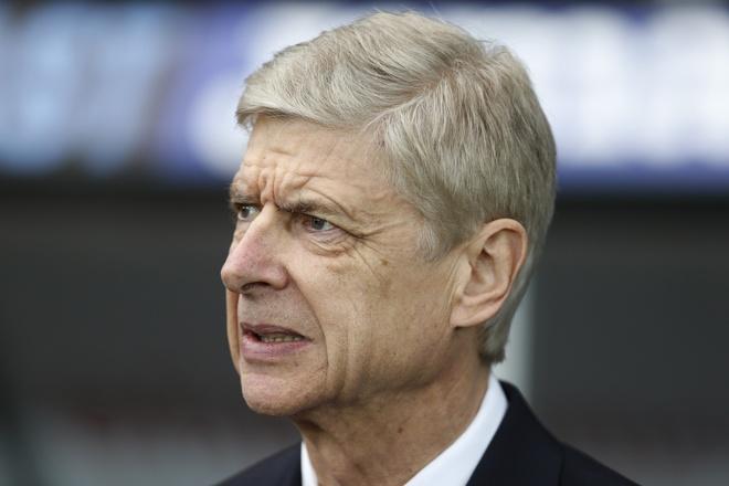 Mat thang bang, Wenger gan hoi ket o Arsenal hinh anh 2