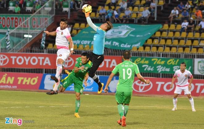 Sai Gon FC thua 2-4 truoc doi bet bang Can Tho hinh anh 2