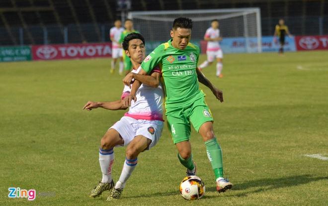 Sai Gon FC thua 2-4 truoc doi bet bang Can Tho hinh anh 1
