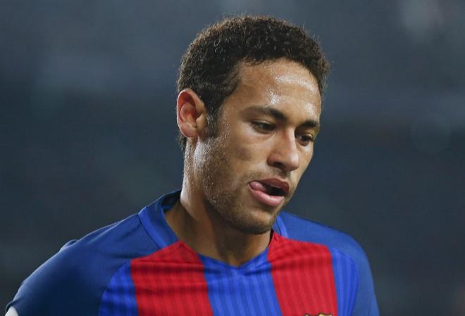 Mourinho muon nang cap hang cong bang Neymar hinh anh