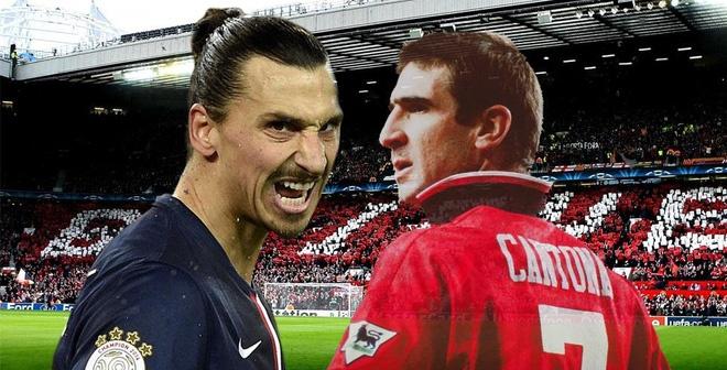Ngay Cantona khep minh truoc 'di nhan' Ibrahimovic hinh anh