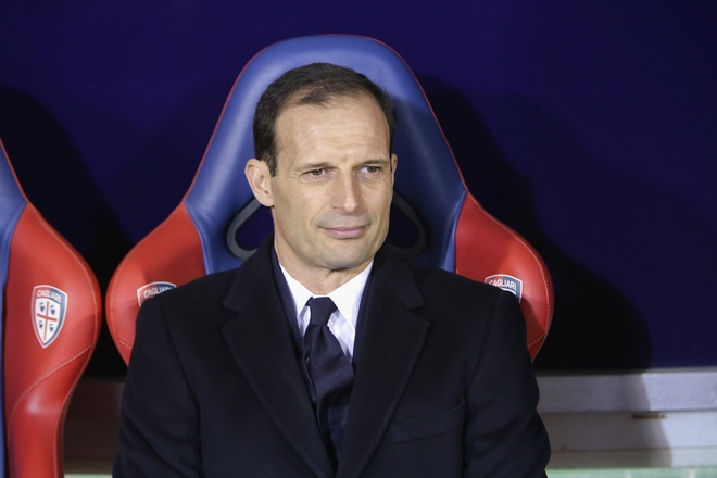 Bao Italy: Arsenal tien Wenger,  chao Allegri anh 2