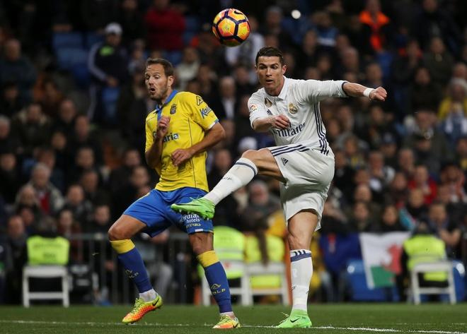 Real gap kho cu cau Ronaldo hinh anh 2