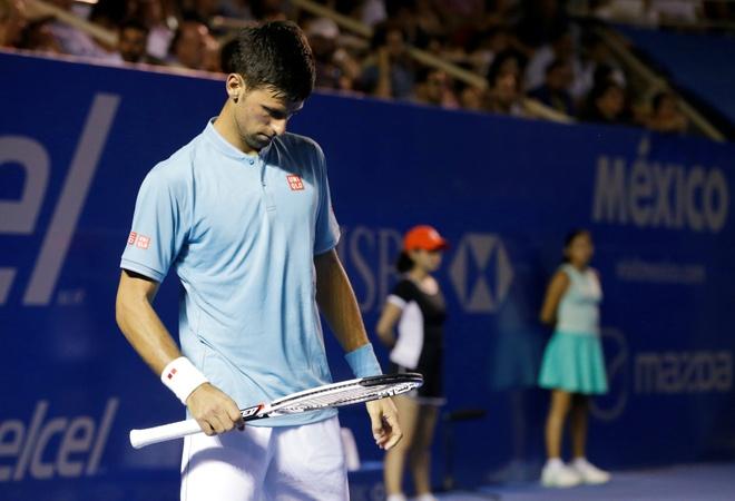 Djokovic bat ngo gac vot tren dat Mexico hinh anh