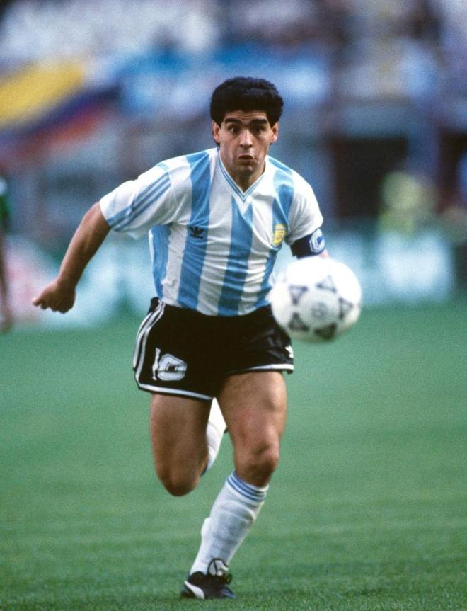 Sau Tevez,  Trung Quoc 'cuom' ca Maradona anh 1