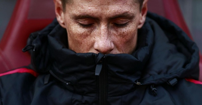 Sau khoanh khac sinh tu, Torres hao huc tro lai cung Atletico hinh anh