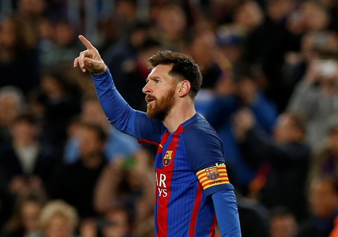 Bao Phap: 'Messi hoi sinh, doa nat PSG' hinh anh