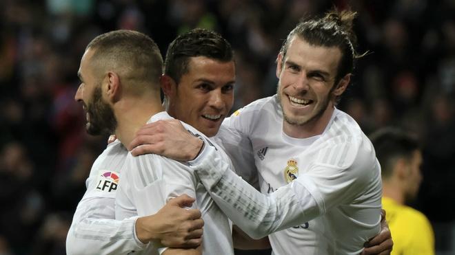 'BBC la dieu chuong tai, gai mat o Real Madrid' hinh anh