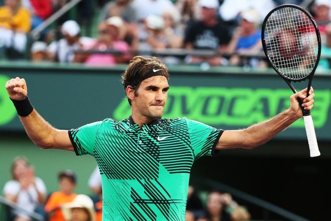 Wawrinka roi giai,  Federer cho hoi 3 thu hung Nadal tai Miami anh 2