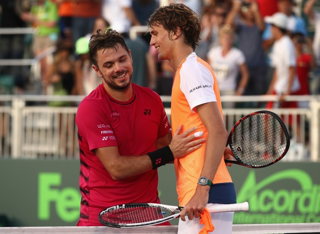 Wawrinka roi giai, Federer cho 'hoi 3' thu hung Nadal tai Miami hinh anh