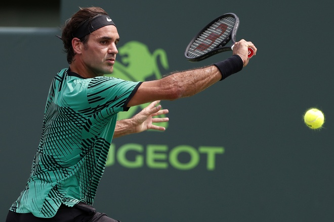 Dang sau man hoi sinh ky dieu cua Roger Federer anh 3