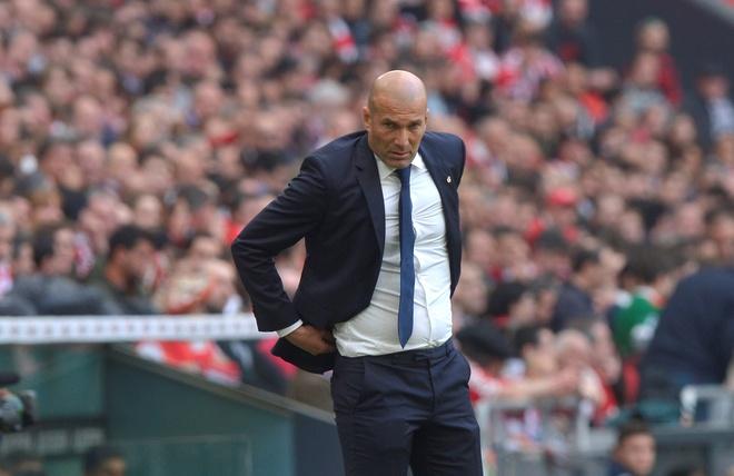 Real Madrid, 4-3-3 va con nhuc dau cua Zidane hinh anh