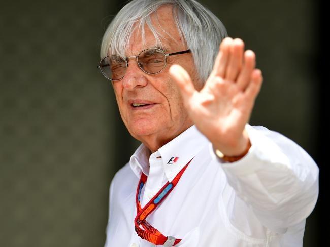 'Ong trum' Ecclestone dap tat co hoi mang duong dua F1 toi Viet Nam anh 1