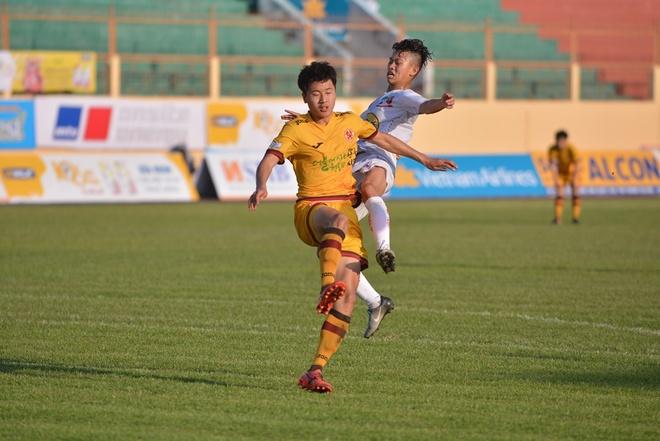 Highlights U19 HAGL 0-0 U19 Gwangju hinh anh
