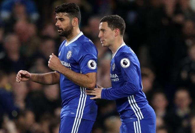 Mat Hazard va Costa, Chelsea ton them 100 trieu bang? hinh anh