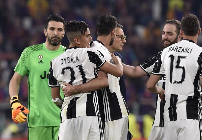 'Dem dien ro cua Juventus, nhung dung giong PSG' hinh anh 2