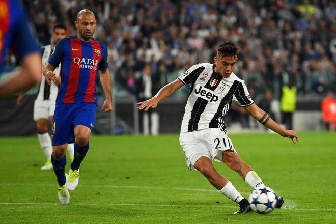 'Dem dien ro cua Juventus, nhung dung giong PSG' hinh anh 1