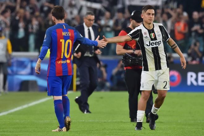 Tu bong toi Messi den binh minh Dybala hinh anh 2