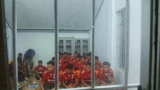 HLV U19 Viet Nam dat cua da chung ket voi Myanmar hinh anh 2