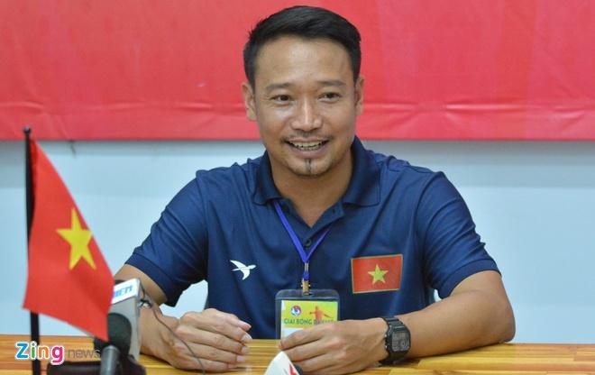 HLV U19 Viet Nam dat cua da chung ket voi Myanmar hinh anh 3