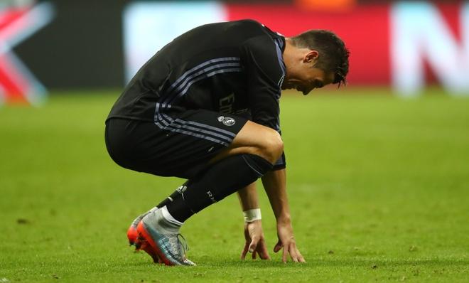 Ve lai La Liga, Real Madrid mat tron hang cong hinh anh 2