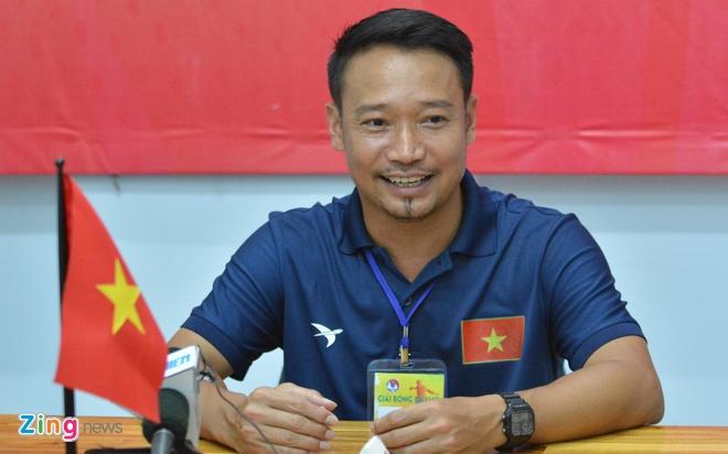 HLV U19 Viet Nam bat bai duoc U19 HAGL hinh anh 1