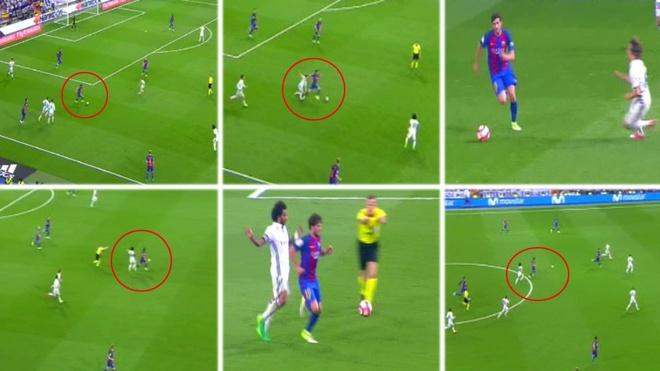 Messi xuat chung, nhung phep mau den tu nguoi khac hinh anh 1
