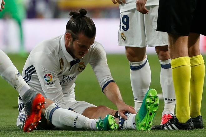 Gareth Bale,  noi am anh ve 'quy ngai pha le' anh 1