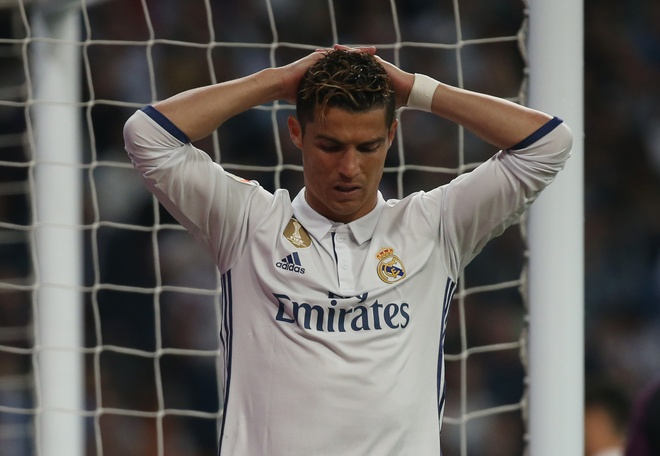 Xuat hien the luc ngam chong Ronaldo o Real Madrid hinh anh