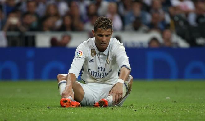 Xuat hien the luc ngam chong Ronaldo o Real Madrid hinh anh 1