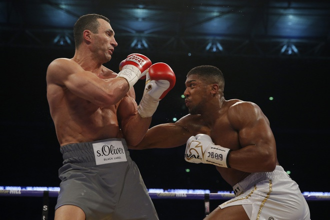 Tuong dai Wladimir Klitschko bi suc tre Anthony Joshua ha knock-out hinh anh 6
