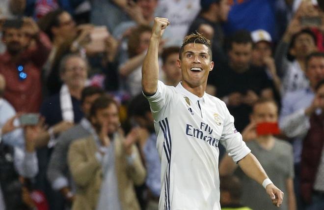 Nu cuoi Ronaldo la noi buon cua lang tuc cau anh 3
