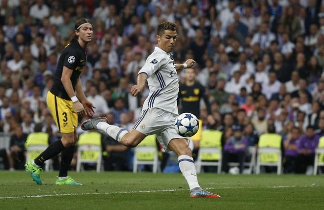 'Co Ronaldo, Atletico cung tung thang Real 4-0' hinh anh 2