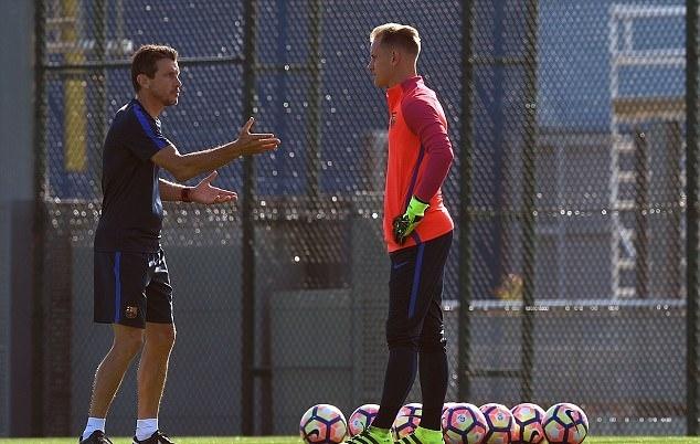 Neymar xung dot voi ung vien ghe thuyen truong Barca anh 2