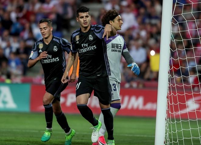 Bang chung Ronaldo lam 'giam doc' cua Real Madrid hinh anh 1